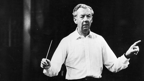 Image for Britten's reputation