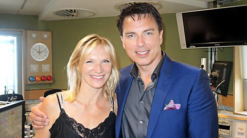 Image for John Barrowman chats to Jo Whiley