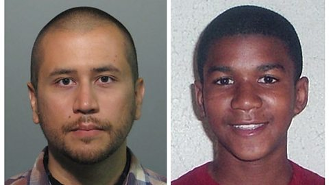 Image for We get a verdict in the case of Trayvon Martin's killing.