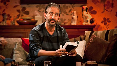 Image for David Baddiel - Interview