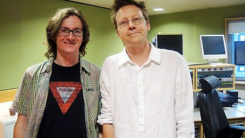 Image for Ed Byrne talks to Simon Mayo