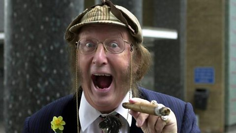 Image for John McCririck: the edited version
