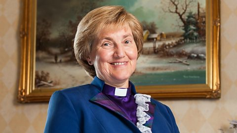 Image for Faith guest - Rt Rev Lorna Hood