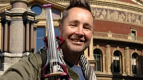 "Image for Nigel Kennedy: ""I don't like Mozart or Haydn"""
