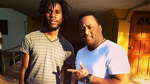 Image for Chronixx chats to Robbo Ranx