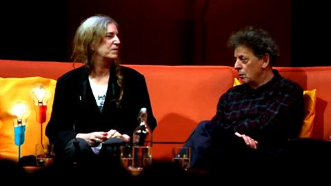 Image for Philip Glass and Patti Smith at the Edinburgh International Festival