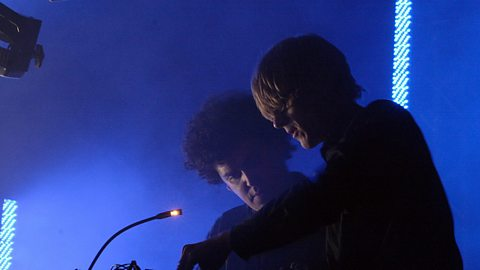 Image for Simian Mobile Disco speak to Stuart Maconie