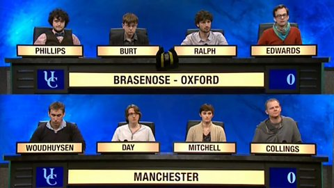 Image for Brasenose - Oxford take on Manchester