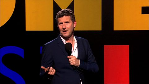 Image for Adam Hills on Canadians