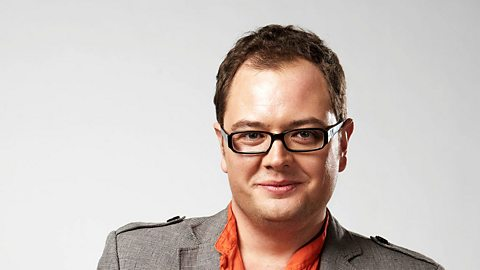 Image for Alan Carr chats with Zoe