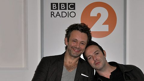 Image for Michael Sheen and James Allan chat with Janice