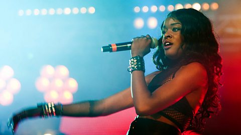 Image for Azealia Banks on fame