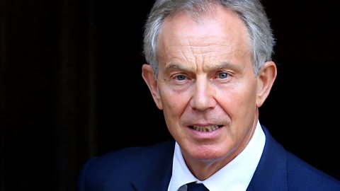 Image for Blair: Iraq war aftermath made UK 'hesitant' over Syria