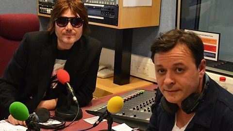 Image for Manic Street Preachers speak to Radcliffe and Maconie