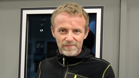 Image for Jo Nesbø speaks to Radcliffe and Maconie
