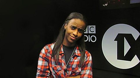 Image for Angel Haze chats with Ace