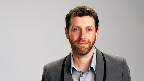 Image for Dave Gorman chats with Steve