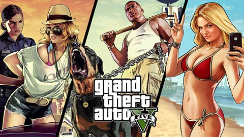 Image for Dev reviews GTA V