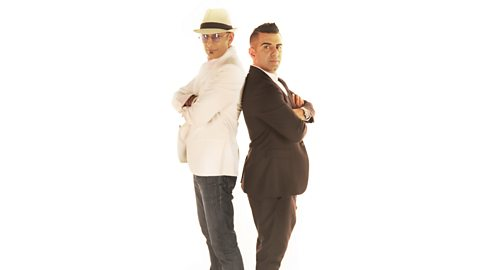 Image for Shin and Jeet Chahil on Big Desi Show