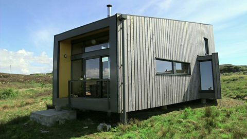 Bbc two the house that 100k built series 1 sumati for Build a house for 100k