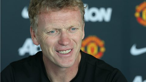 Image for Moyes: