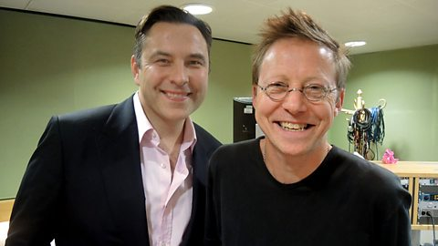 Image for David Walliams chats to Simon Mayo