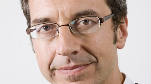 Image for Author and environmental activist George Monbiot joins Stuart