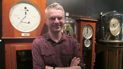 Image for The original Six Pip Masterclock at Greenwich Observatory