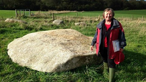 Image for Cornwall's Giant's Quoit to rise again.