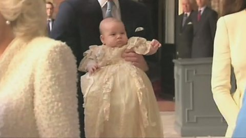 Image for Royal Christening