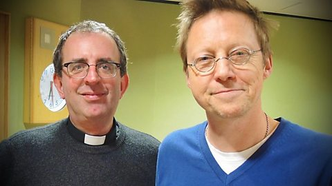 Image for Reverend Richard Coles speaks to Simon Mayo