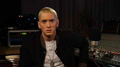 Image for Eminem. Zane Lowe. Part 1