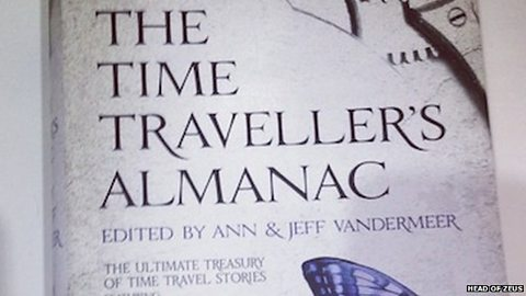 Image for Time travel 'isn't far away'