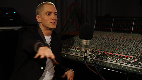 Image for Eminem. Zane Lowe. Part 4
