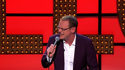 Image for Living alone by Sean Lock