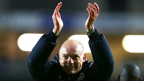 Image for Wigan boss Rosler: 'Managers need to work their way up'