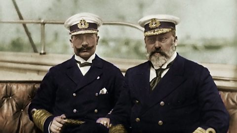 kaisers foreign policy Kaiser wilhelm ii (supreme  imperial german navy was the creation  but in effect steered german foreign policy and anglo -german relations.