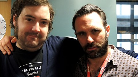Image for Comedian Nick Helm chats to Shaun Keaveny