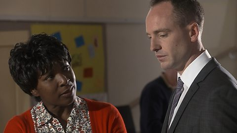 Image for Harry confides in Mrs Tembe