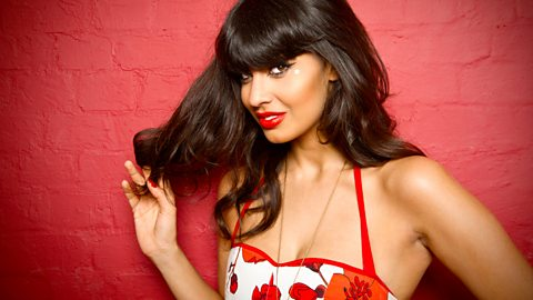 Listen live to The Official Chart with Jameela Jamil
