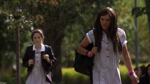 Ja'mie reveals her new image Duration: 01:46