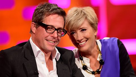 Emma Thompson graham norton youtube