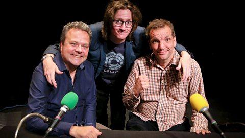BBC Radio Comedy Britain Vs The World S01E03 WebRip MP3-S4L - BBC Radio