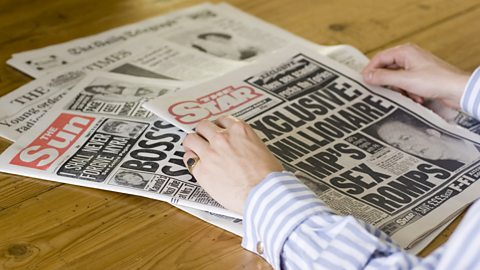 BBC Academy - Journalism - Grammar for news