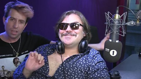Jack Black lipsyncs Tribute (feat. Grimmy)