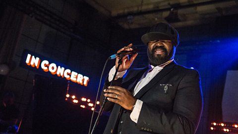 Watch Gregory Porter Live at Maida Vale