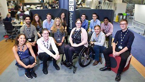 bbc journalism trainee scheme application process