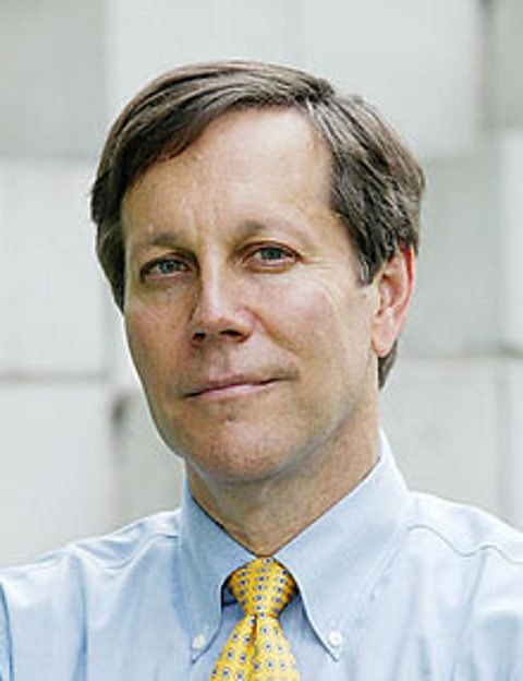 Presenter, poet and essayist Dana Gioia