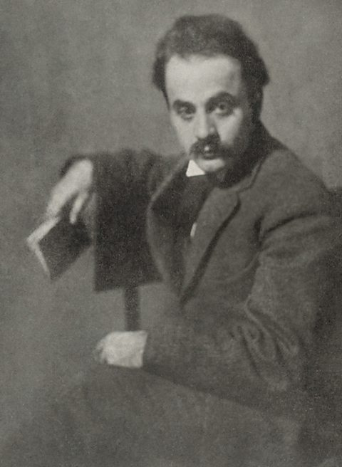 A Picture of Khalil Gibran