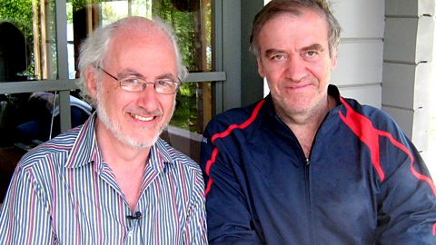 Norman Lebrecht and Valery Gergiev